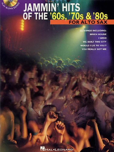 9780634026744: Jammin' Hits of the 60s, 70s, & 80s (Instrumental Folio)