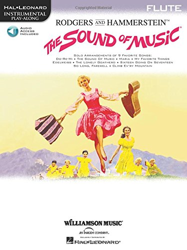9780634027239: The sound of music flûte traversiere+enregistrements online: Flute (Play Along (Williamson Music))