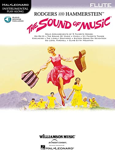 9780634027239: The Sound of Music: Flute Play-Along Book/online audio Pack (Play Along (Williamson Music))