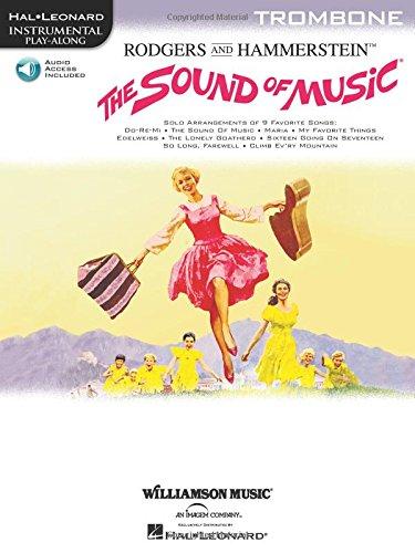 9780634027291: The Sound of Music: Trombone Edition Bk/Online audio