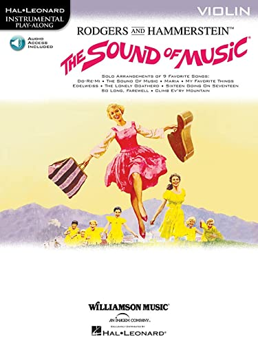 9780634027307: The Sound of Music: Violin Edition (Instrumental Folio) Book & Online Audio