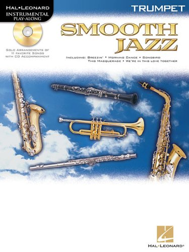 9780634027697: Smooth Jazz: Trumpet Play-along Pack