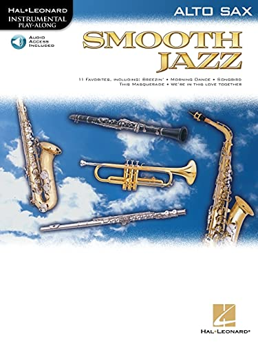 9780634027703: Smooth Jazz: Alto Sax (Hal Leonard Instrumental Play-Along)