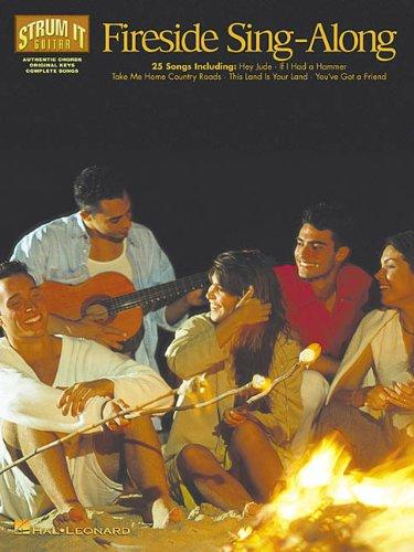9780634027932: Fireside Sing-Along (Strum It Guitar)