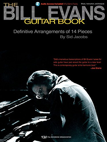 9780634027970: The Bill Evans Guitar Book: by Sid Jacobs