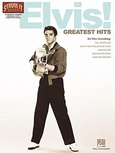9780634028243: Elvis! Greatest Hits (Strum It Guitar)