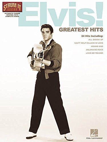 9780634028243: Elvis Greatest Hits (Strum It Guitar)