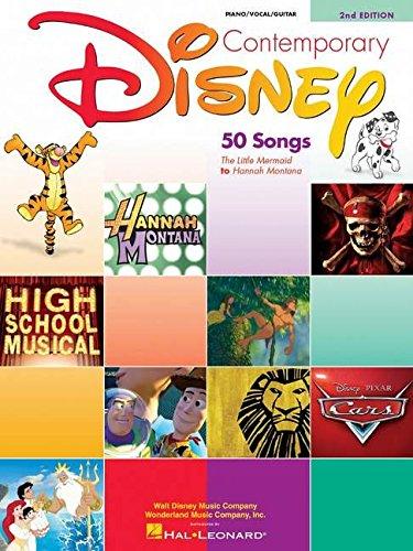 9780634028304: Contemporary Disney: Piano, Vocal, Guitar