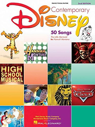 9780634028304: Contemporary Disney