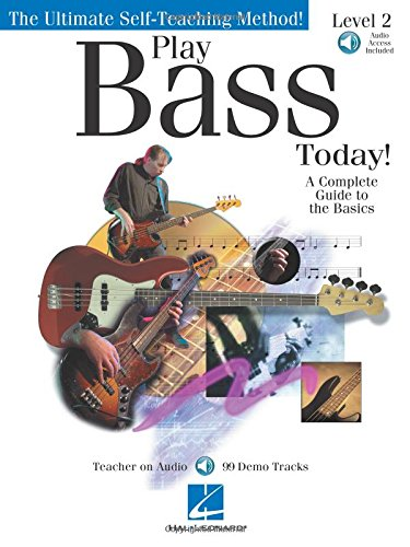9780634028489: Play Bass Today! - Level 2: A Complete Guide to the Basics (Play Today Level 2)
