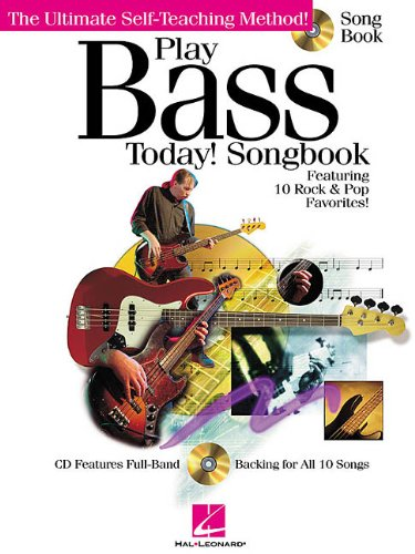 9780634028496: Play Bass Today! Songbook (Play Today!)