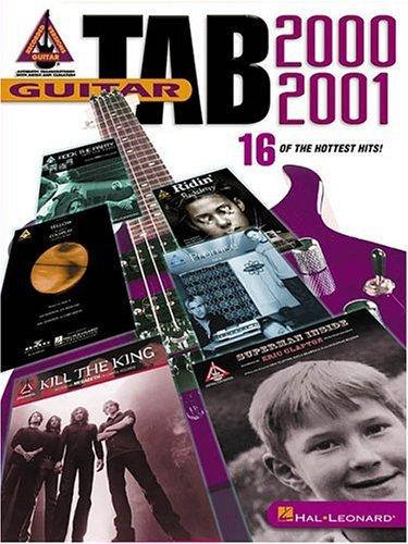 Guitar Tab 2000-2001