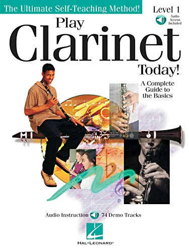 9780634028885: Play Clarinet Today!: Level 1 Play Today Plus Pack