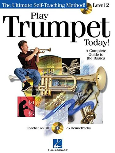9780634028953: Play Trumpet Today! Level 2 (Play Today Level 2)