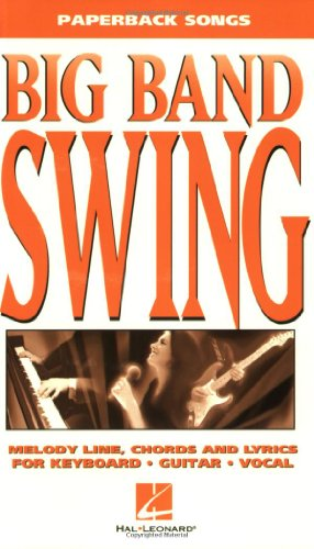 Big Band Swing (Paperback Songs)