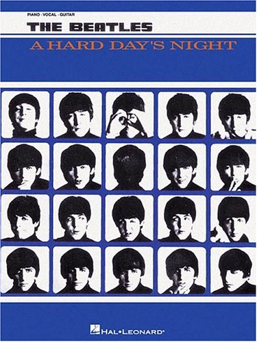9780634029295: The Beatles - A Hard Day's Night