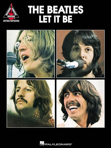 9780634029455: The Beatles: Let It Be