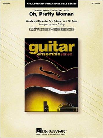 9780634029684: Oh, Pretty Woman: Guitar Ensemble Series