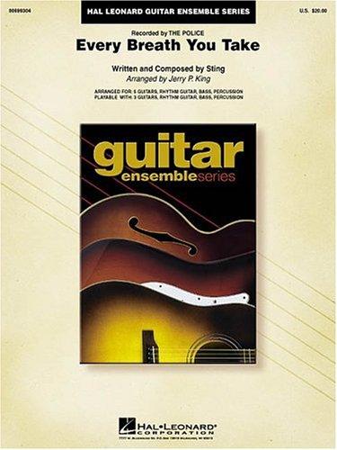9780634029707: Every Breath You Take: Guitar Ensemble Series
