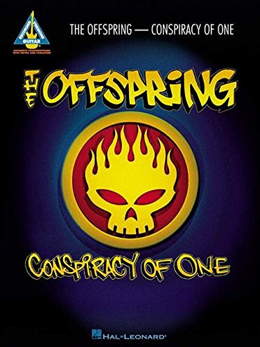 9780634029721: The Offspring - Conspiracy of One