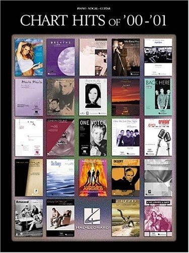 9780634029745: Chart Hits of '00-'01 (CHART HITS OF (YEAR))