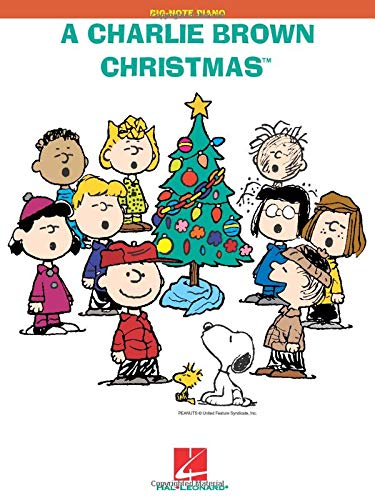 9780634029813: A Charlie Brown Christmas(TM) (Big Note Songbook)
