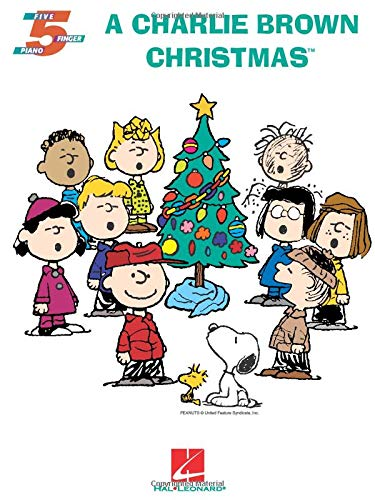 9780634029820: A Charlie Brown Christmas (Five-Finger Piano)