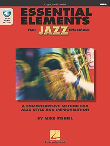 9780634029882: Essential Elements for Jazz Ensemble-Tuba (B.C.): A Comprehensive Method for Jazz Style and Improvisation
