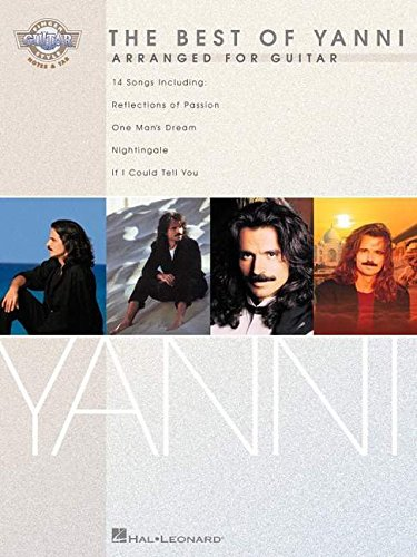 9780634030246: The Best of Yanni (Fingerstyle Guitar)