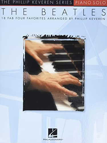 9780634030338: The Beatles Piano Solos (The Phillip Keveren series)