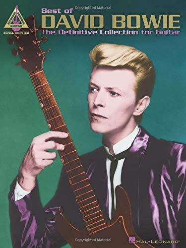 9780634030482: Best of David Bowie the Definitive Collection for Guitar: Guitar Tab