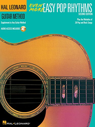 9780634030505: Even More Easy Pop Rhythms: Hal Leonard Guitar Method Book & Online Audio