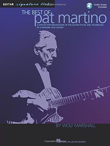 9780634030512: BEST OF PAT MARTINO (Book & CD)