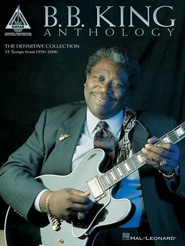 9780634030581: B.B. King - Anthology (Guitar Recorded Versions)