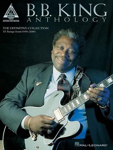 9780634030581: B.B. King - Anthology (Guitar Recorded Versions)
