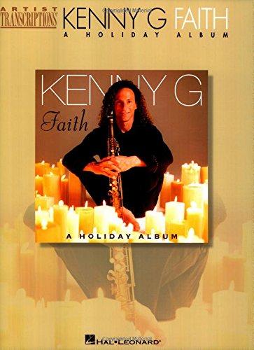 9780634030611 kenny g faith a holiday album artist transcriptions
