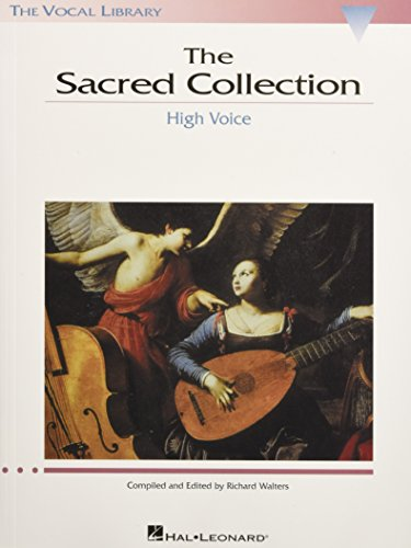 9780634030727: The Sacred Collection: The Vocal Library High Voice