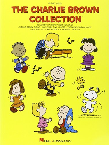 9780634030840: The Charlie Brown Collection: 18 Favorite Peanuts Tunes Including Charlie Brown Theme, Christmas Time Is Here, the Great Pumpkin Waltz, Linus and Lucy, Red Baron, Schroeder, skatin