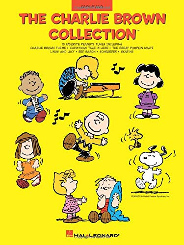 9780634030857: The Charlie Brown Collection: Easy Piano