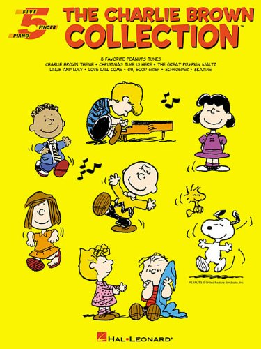 9780634030987: The Charlie Brown Collection: Five-Finger Piano