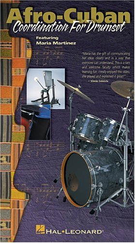 9780634031045: Afro-Cuban Coordination for Drumset