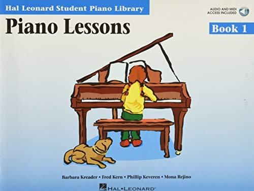 9780634031182: Piano Lessons Book 1: Hal Leonard Student Piano Library