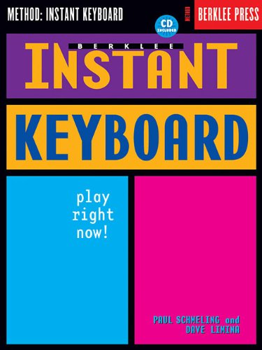 9780634031410: Instant Keyboard: Play Right Now!