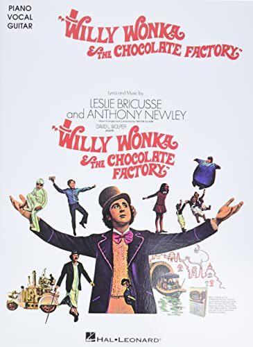 Willy Wonka and the Chocolate Factory: Newley, Anthony