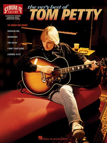 9780634031618: The Very Best of Tom Petty - Strum it Guitar