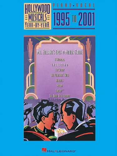 9780634031694: Hollywood Musicals Year by Year - 1995-2001