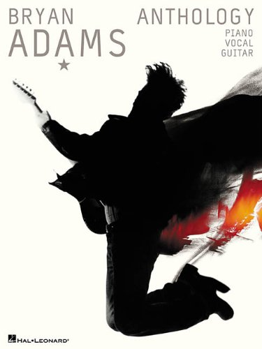 9780634031748: Bryan Adams Anthology: P/V/G