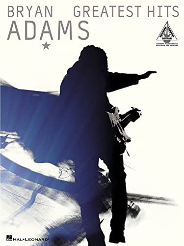 9780634031755: Bryan Adams - Greatest Hits (Guitar Recorded Versions)