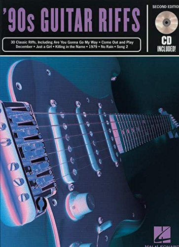 9780634032271: '90S GUITAR RIFFS BOOK/CD    2ND EDITION (Riff Notes)