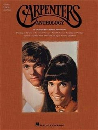 9780634032349: Carpenters Anthology